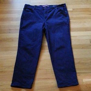 Navy Gloria Vanderbilt Jeans